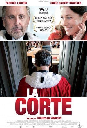 Courted Film Poster