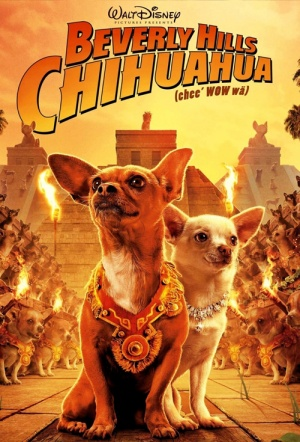 Beverly Hills Chihuahua Film Poster