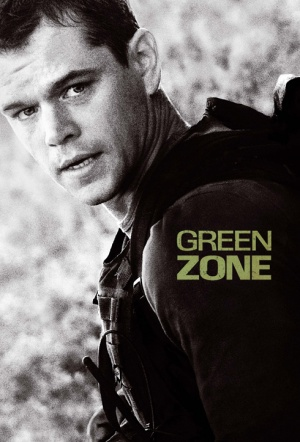 Green Zone Film Poster