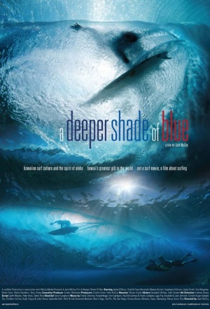A Deeper Shade of Blue Film Poster