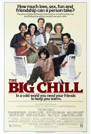 The Big Chill Film Poster