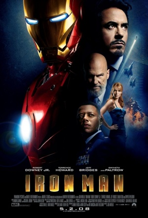 Iron Man Film Poster