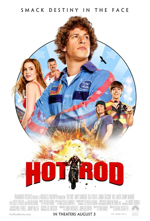 Hot Rod Film Poster