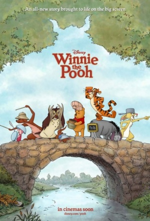 Winnie the Pooh Film Poster