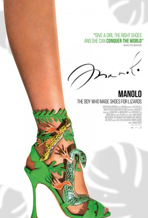 Manolo: The Boy Who Made Shoes for Lizards Film Poster