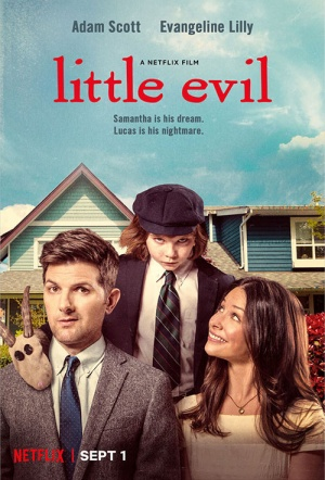 Little Evil Film Poster