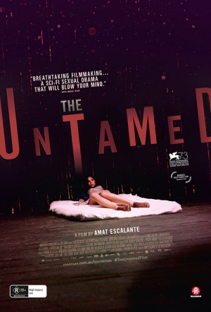 The Untamed Film Poster