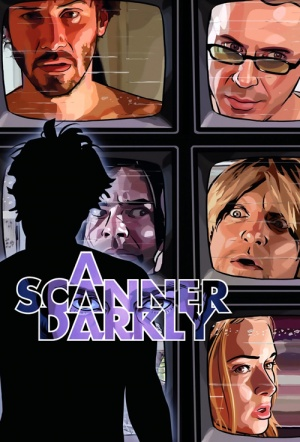 A Scanner Darkly Film Poster