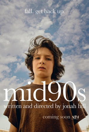 Mid90s Film Poster