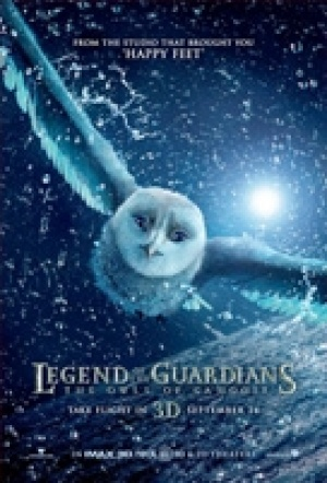 Legend of the Guardians: The Owls of Ga'Hoole 3D Film Poster