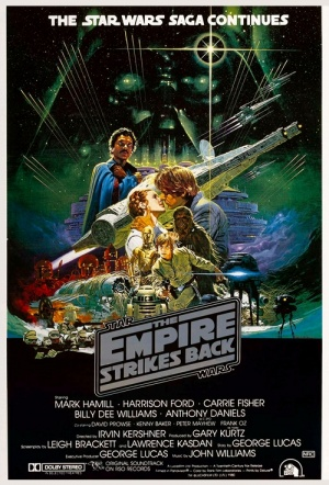 Star Wars: Episode V - The Empire Strikes Back Film Poster
