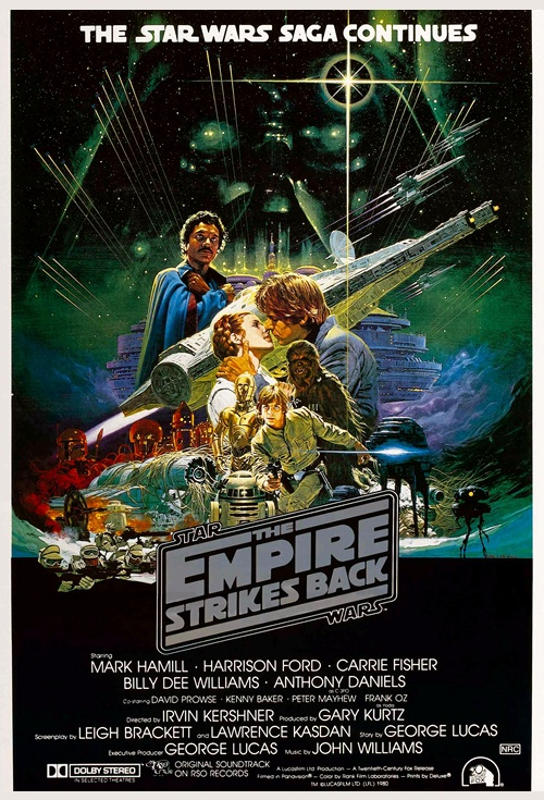 Poster For Star Wars Episode V The Empire Strikes Back Flicks Com Au
