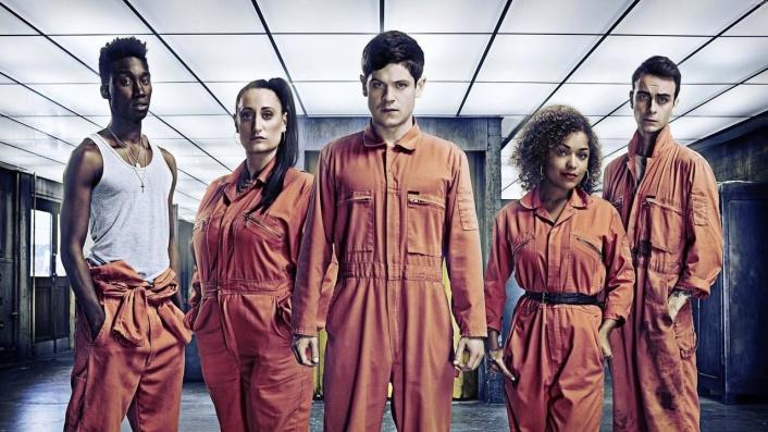 Misfits: Series 1