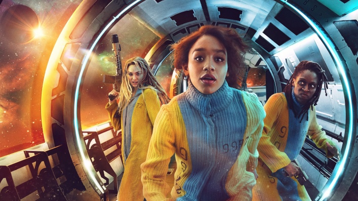 Intergalactic: Season 1