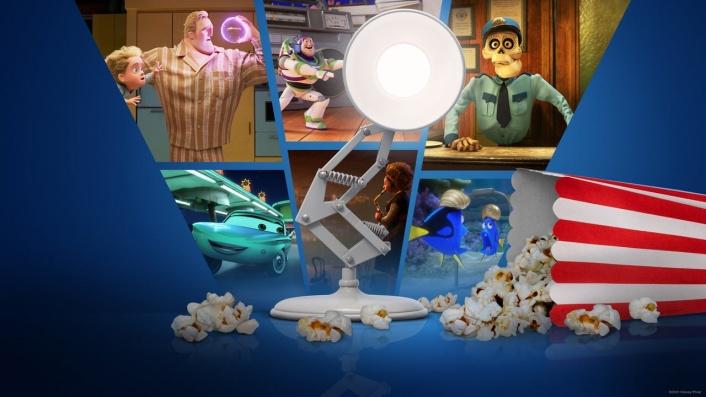 Pixar Popcorn: Season 1