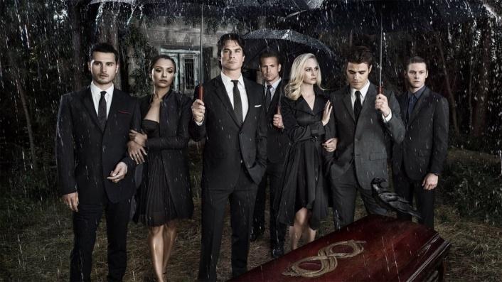 The Vampire Diaries: Season 1