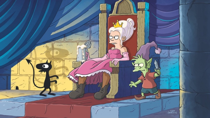 Disenchantment: Part 3