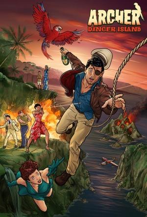 Archer: Season 9 - Danger Island