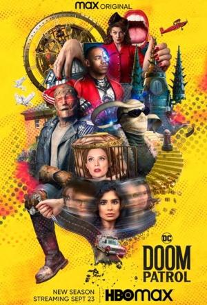 Doom Patrol: Season 3