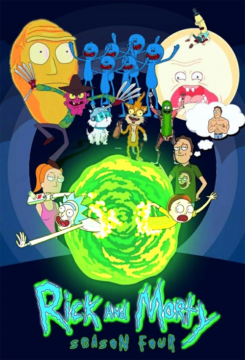 Rick and Morty: Season 4