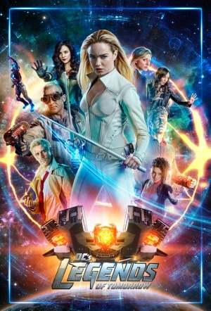 DC's Legends of Tomorrow: Season 4