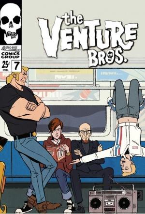 The Venture Bros.: Season 7