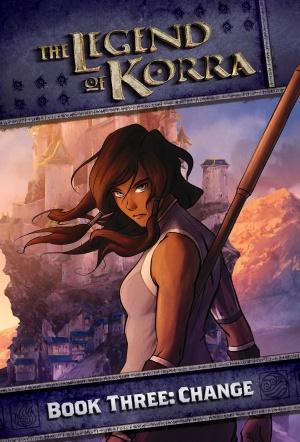 The Legend of Korra - Book Three: Change