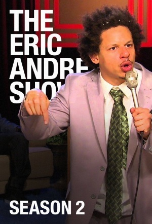The Eric André Show: Season 2