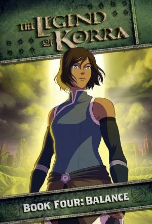 The Legend of Korra - Book Four: Balance