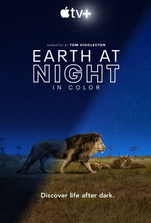 Earth At Night In Color: Season 1