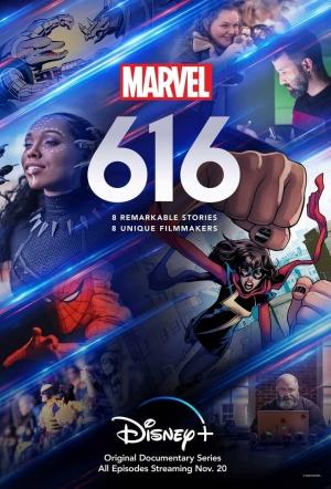 Marvel's 616: Season 1