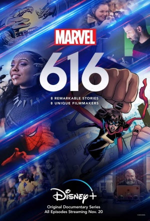 Marvel's 616: Season 1