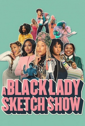 A Black Lady Sketch Show: Season 2