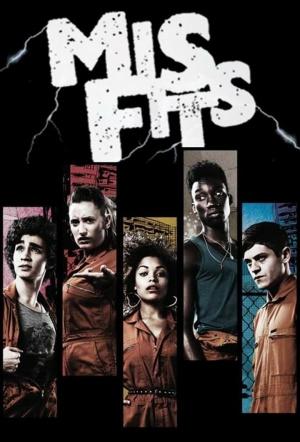 Misfits: Series 3